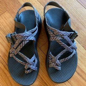 Chaco Womens Size 6 Purple Vibram Sandals